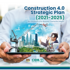 Construction 4.0 Strategic Plan (2021-2025)